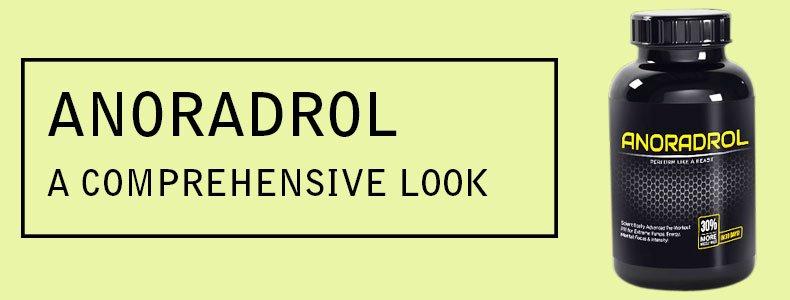 Anoradrol